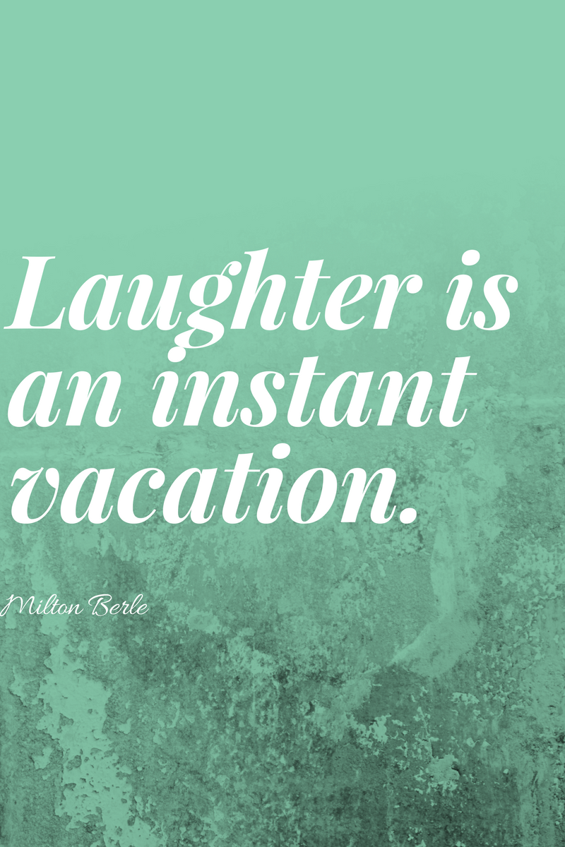 , Laughter is an instant vacation. Milton Berle, Blockchain Adviser for Inter-Governmental Organisation | Book Author | Investor | Board Member