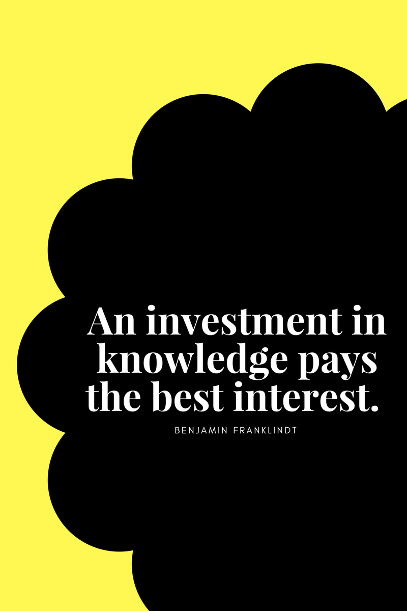 , An investment in knowledge pays the best interest. Benjamin Franklin, Blockchain Adviser for Inter-Governmental Organisation | Book Author | Investor | Board Member