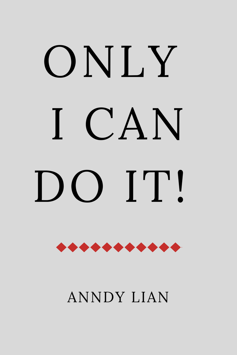 , Only I can do it! Anndy Lian, Blockchain Adviser for Inter-Governmental Organisation | Book Author | Investor | Board Member