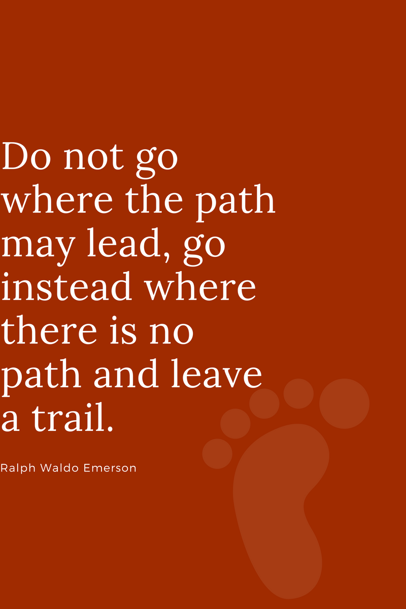 , Do not go where the path may lead, go instead where there is no path and leave a trail. Ralph Waldo Emerson, Blockchain Adviser for Inter-Governmental Organisation | Book Author | Investor | Board Member