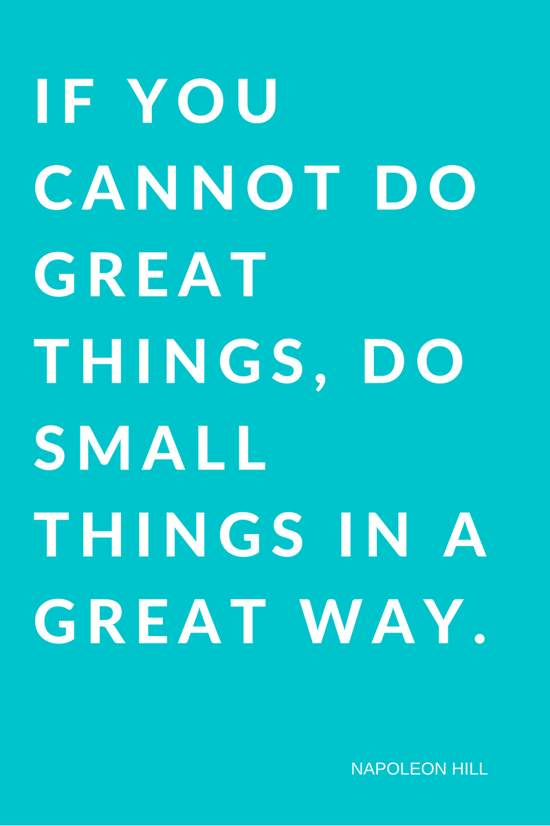 , If you cannot do great things, do small things in a great way. Napoleon Hill, Blockchain Adviser for Inter-Governmental Organisation   Book Author   Investor   Board Member