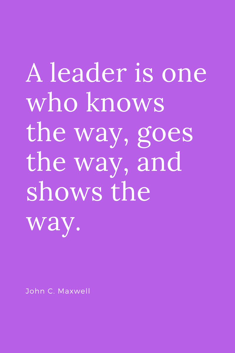 , A leader is one who knows the way, goes the way, and shows the way. John C. Maxwell, Blockchain Adviser for Inter-Governmental Organisation | Book Author | Investor | Board Member