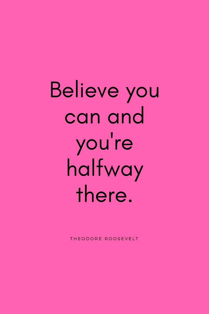 , Believe you can and you're halfway there. Theodore Roosevelt, Blockchain Adviser for Inter-Governmental Organisation | Book Author | Investor | Board Member