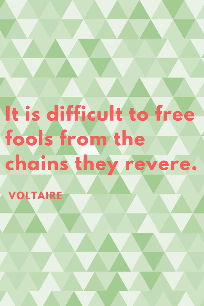 , It is difficult to free fools from the chains they revere. Voltaire, Blockchain Adviser for Inter-Governmental Organisation | Book Author | Investor | Board Member