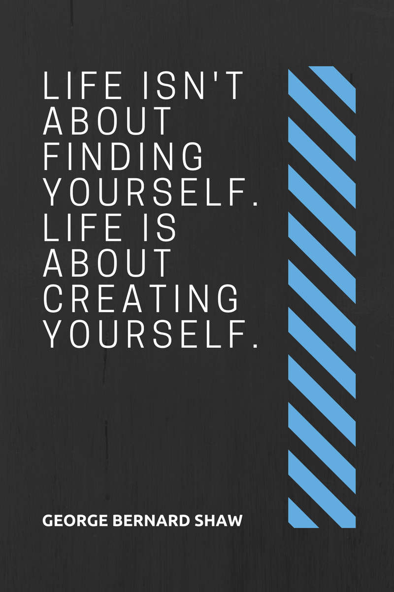 , Life isn't about finding yourself. Life is about creating yourself. George Bernard Shaw, Blockchain Adviser for Inter-Governmental Organisation | Book Author | Investor | Board Member