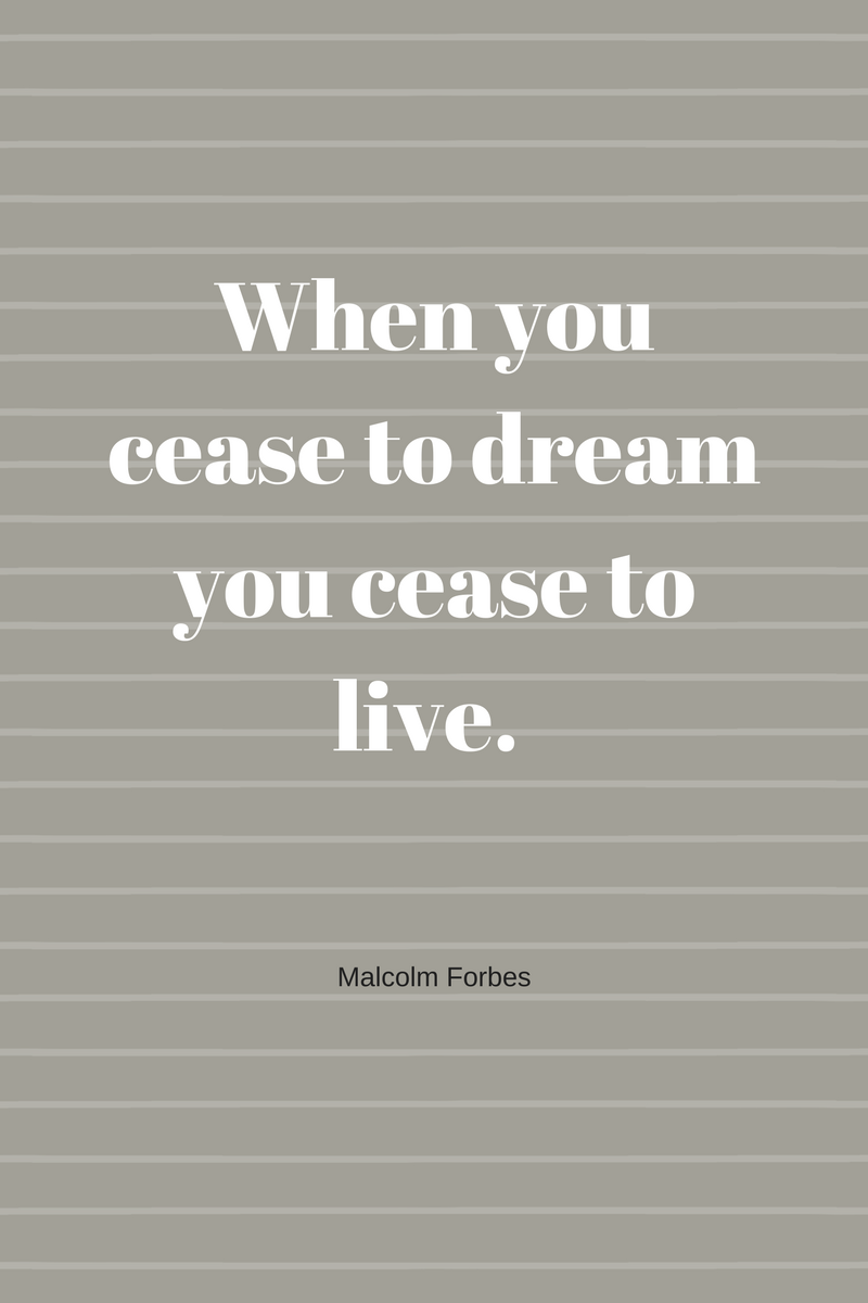 , When you cease to dream you cease to live. Malcolm Forbes, Blockchain Adviser for Inter-Governmental Organisation | Book Author | Investor | Board Member