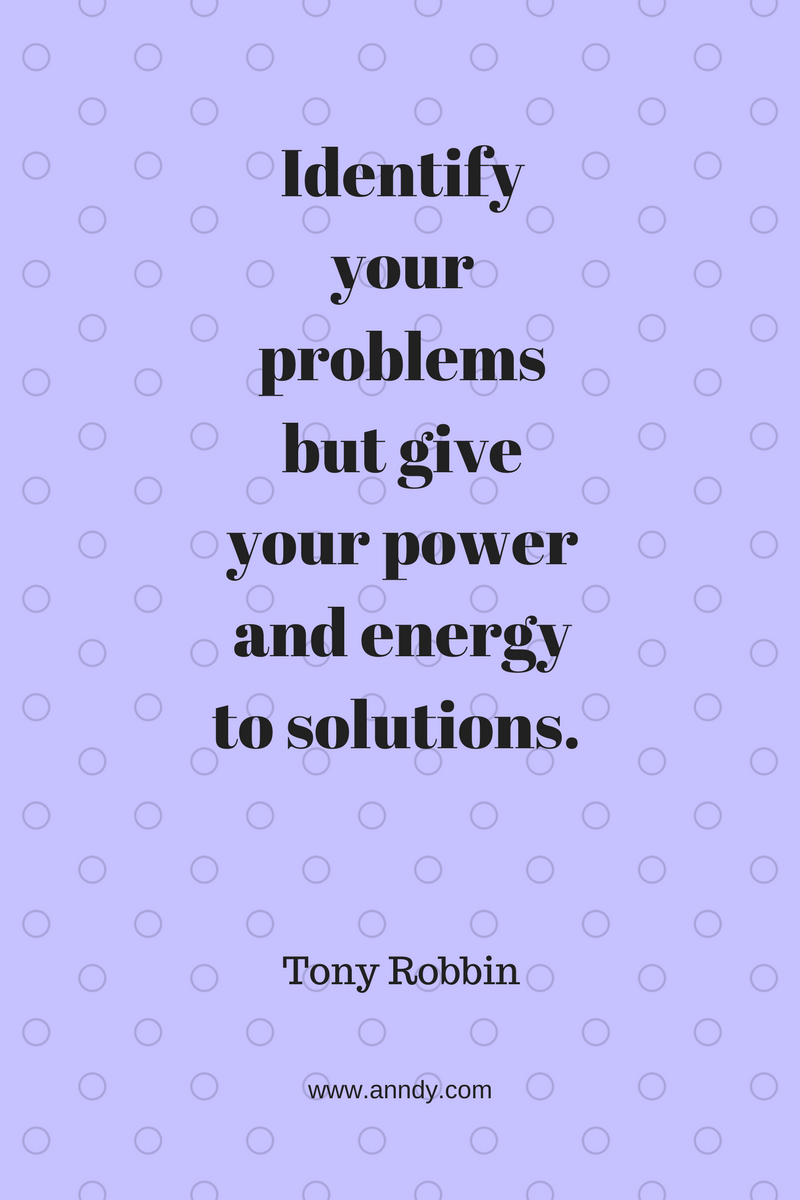 , Identify your problems but give your power and energy to solutions. Tony Robbin, Blockchain Adviser for Inter-Governmental Organisation | Book Author | Investor | Board Member