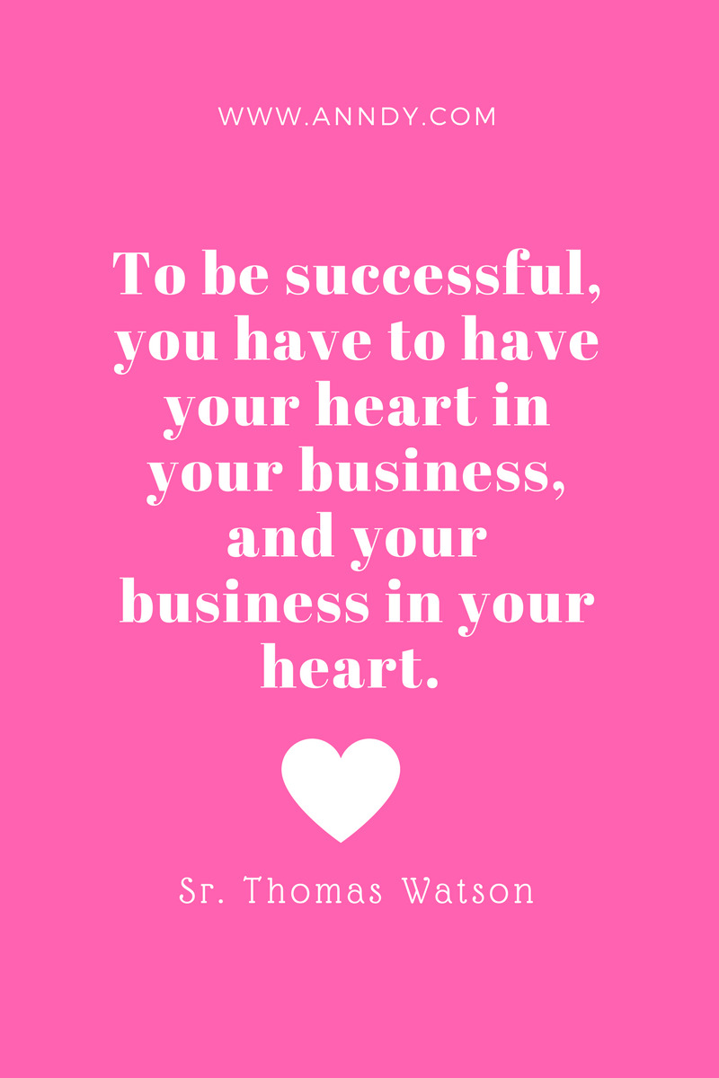 , To be successful, you have to have your heart in your business, and your business in your heart. Sr. Thomas Watson, Blockchain Adviser for Inter-Governmental Organisation | Book Author | Investor | Board Member