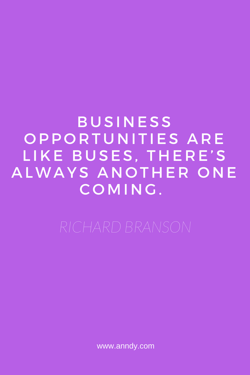 , Business opportunities are like buses, there's always another one coming. Richard Branson, Blockchain Adviser for Inter-Governmental Organisation | Book Author | Investor | Board Member