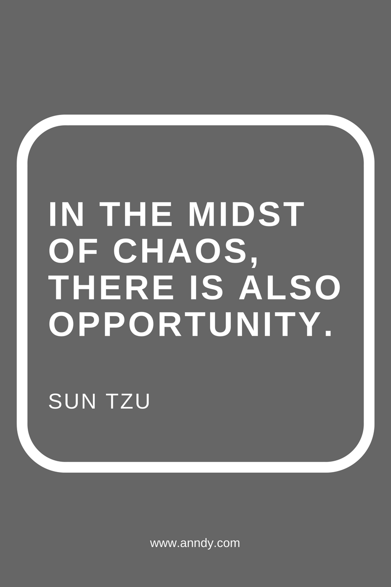 , In the midst of chaos, there is also opportunity. Sun Tzu, Blockchain Adviser for Inter-Governmental Organisation | Book Author | Investor | Board Member